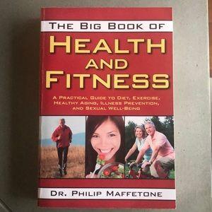 ⭐️ The Big Book of Health and Fitness-Dr Maffetone